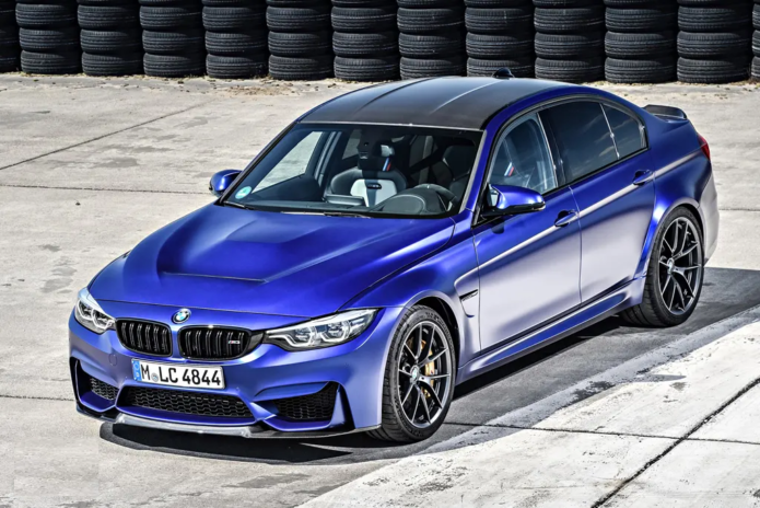 2018 BMW M3 CS Sedan Review