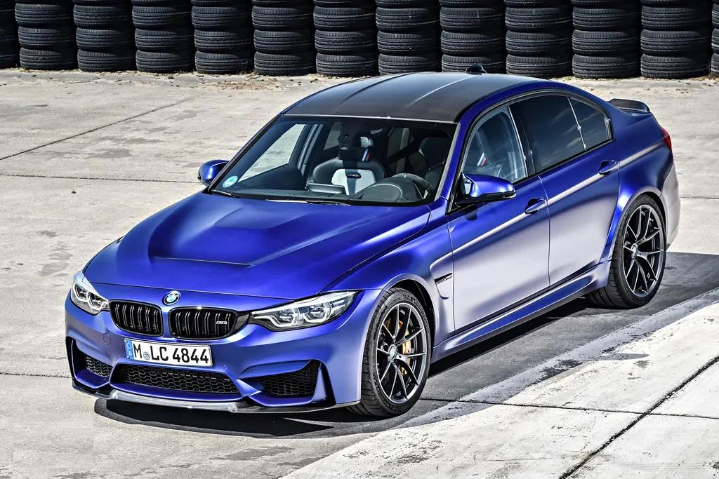 BMW M3 CS Sedan
