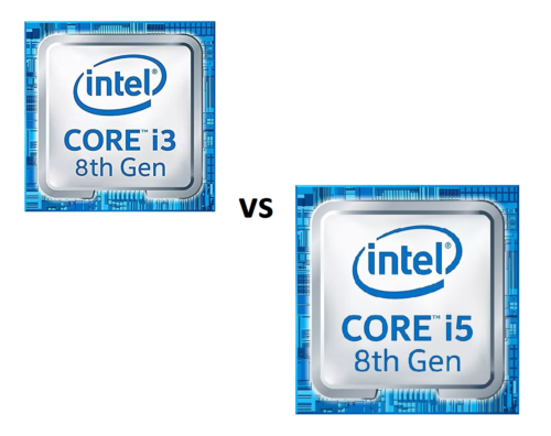 Intel Core i3-8130U vs Intel Core i5-8250U – benchmarks and performance comparison