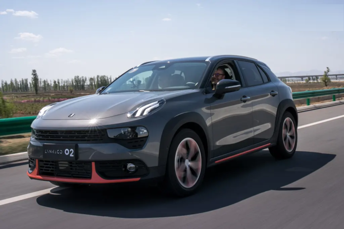 2018 Lynk & Co 02 Review