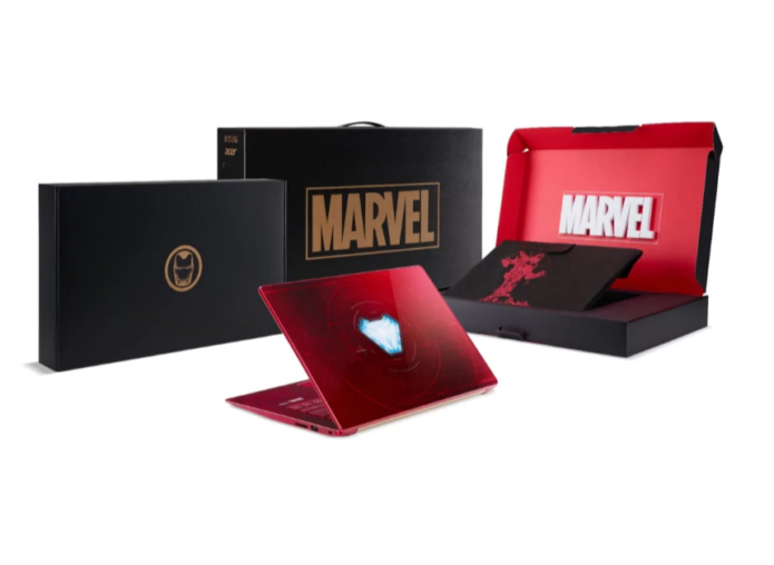 Acer Swift 3: Iron Man Edition Review