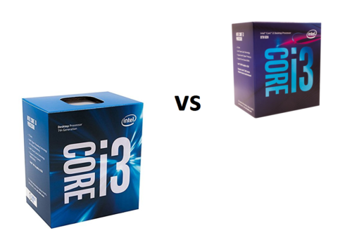 Intel Core i3-8130U vs Intel Core i3-7100U – benchmarks and performance comparison
