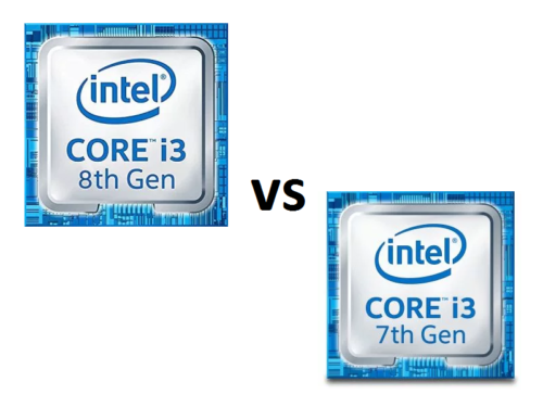 Intel Core i3-8130U vs Intel Core i3-7130U – benchmarks and performance comparison
