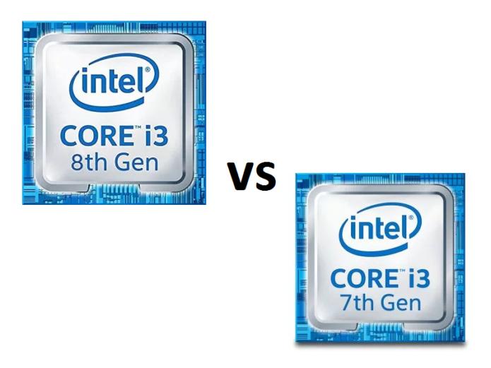 Intel Core i3-8130U vs Intel Core i3-7130U – benchmarks and performance comparison