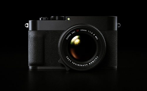Fujifilm X-T100 Full Specs and Product Page Leaked