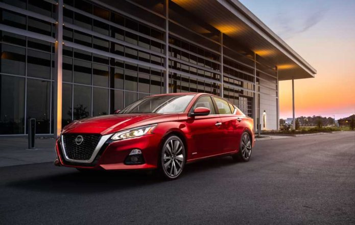 Nissan Altima Edition ONE reservations launch June 15
