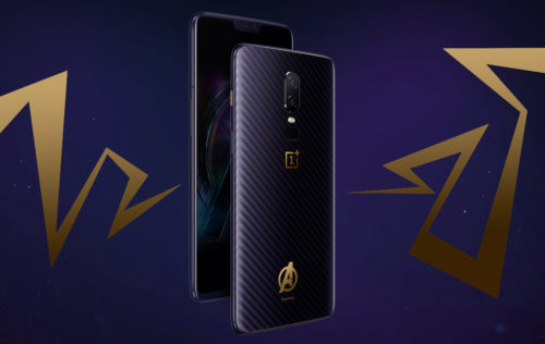 OnePlus 6 Avengers Edition: Rad, but you can't have it