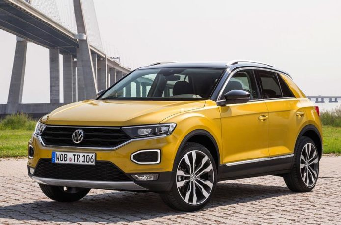 How to spec a Volkswagen T-Roc
