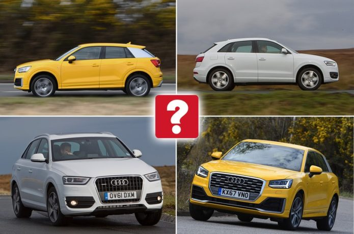 new audi q2 vs used audi q3 which is best gearopen. Black Bedroom Furniture Sets. Home Design Ideas