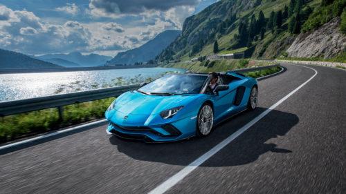 2018 Lamborghini Aventador S Roadster first drive: Fire and brimstone
