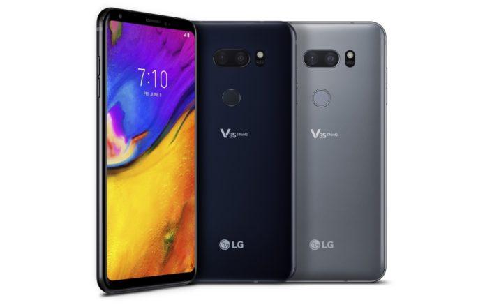 LG V35 ThinQ: skip it except for one reason