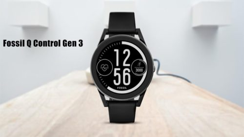 Fossil Gen 3 Sport Q Control smartwatch review: So long flat tires