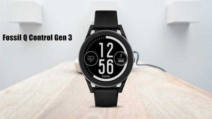 Fossil Gen 3 Sport Q Control smartwatch review: So long flat tires
