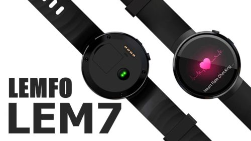 LEMFO LEM 7 Review: Best Standalone Smartwatch Under $200