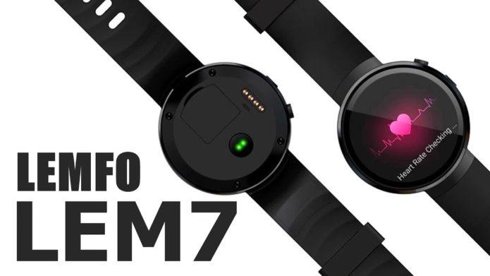 LEMFO LEM 7 Review: Best Standalone Smartwatch Under $200