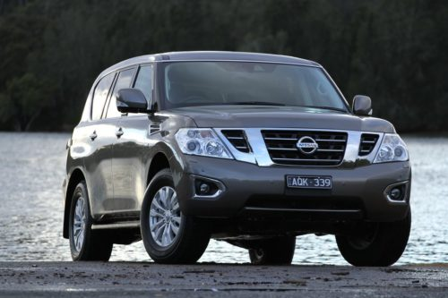 2018 Nissan Patrol Ti-L Tow Test Review