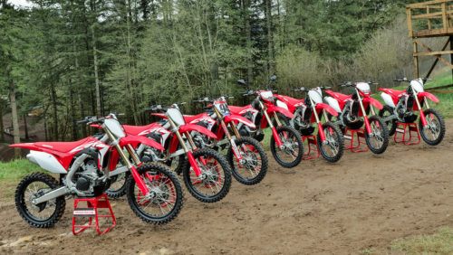 2019 Honda CRF Off-Road, Motocross And Dual-Sport Model Line First Look Review