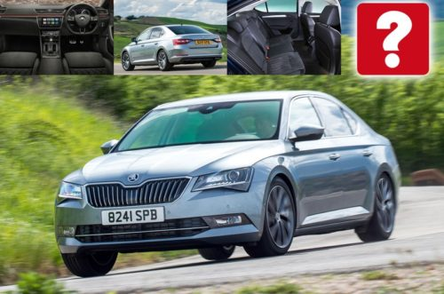 How to spec a Skoda Superb
