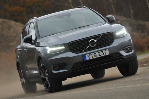 How to spec a Volvo XC40