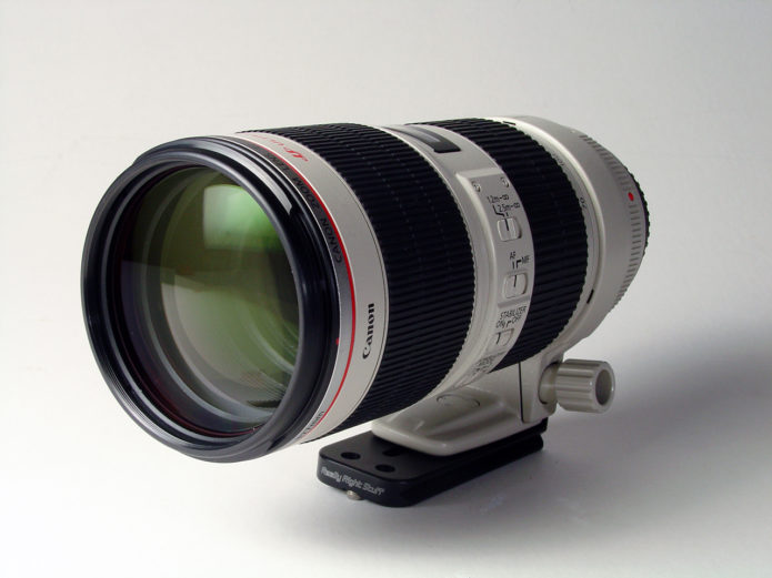 Canon 70 -200 f/2.8 III and f/4 II Hands-On Review : First Look