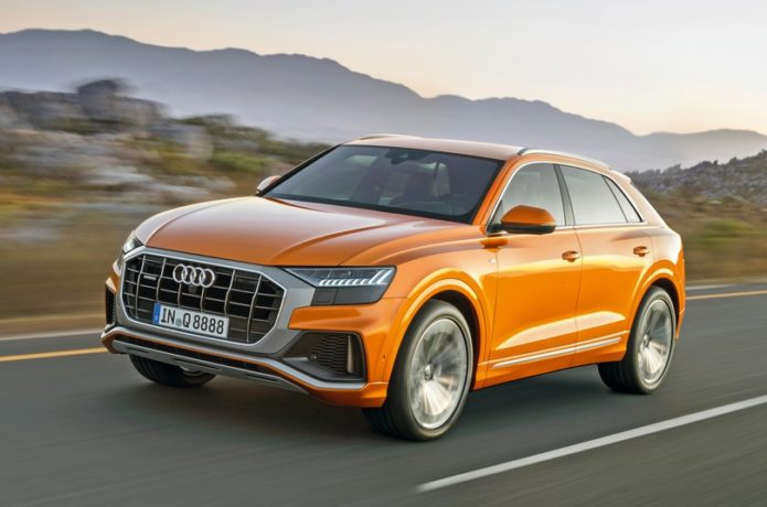 2018 Audi Q8 revealed – price, specs and release date