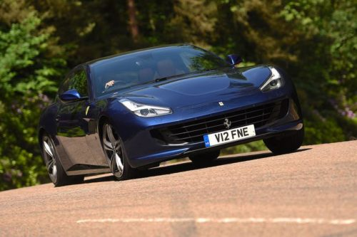 2018 Ferrari GTC4 Lusso FIRST DRIVE review – price, specs and release date