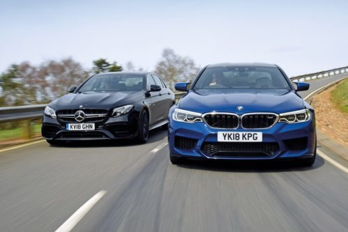 New BMW M5 vs Mercedes-AMG E63 S Comparison