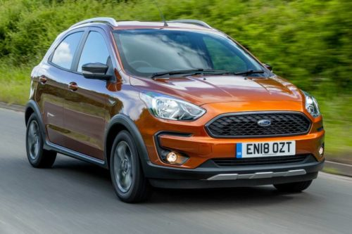 2018 Ford Ka+ Active FIRST DRIVE review – price, specs and release date