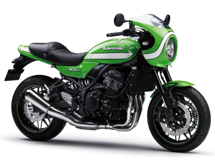 2018 Kawasaki Z900RS Cafe Review : Decidedly retro yet fully modern