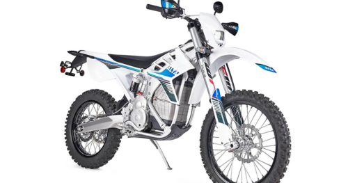 2019 Alta Motors Redshift EXR Dual-Sport Enduro First Look