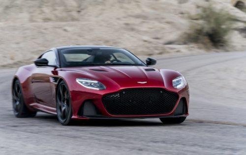 2019 Aston Martin DBS Superleggera official: 715hp Super GT