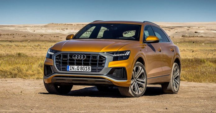 2019 audi q8 eight facts about the new luxury leader gearopen. Black Bedroom Furniture Sets. Home Design Ideas