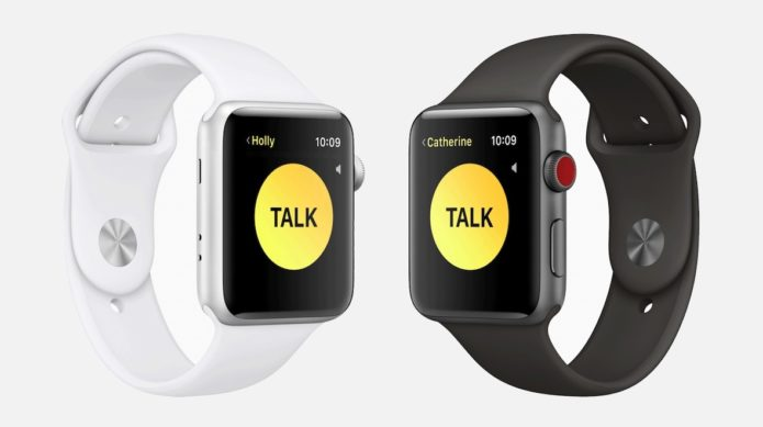 From workouts to Walkie Talkie: What you need to know about watchOS 5