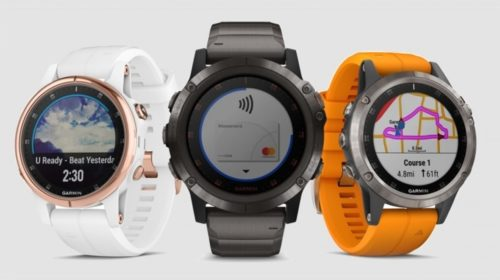 Garmin Fenix 5 Plus series brings music, payments and gets more outdoor-friendly