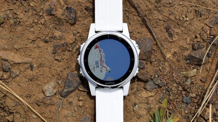Garmin Fenix 5S Plus review : Garmin's smallest Fenix gets the gift of proper maps and song
