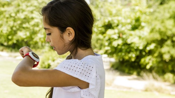 Qualcomm's Wear 2500 chip will power a new generation of kids' smartwatches