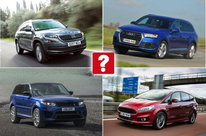 Best seven-seat cars 2018 (and the ones to avoid)