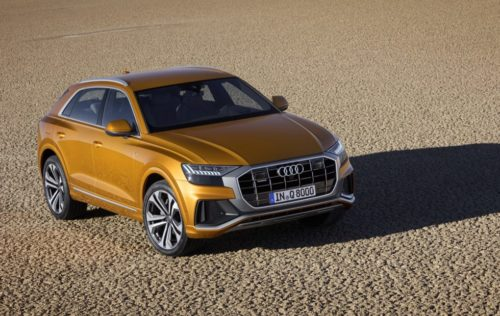 2019 Audi Q8 official: Luxury SUV with plenty of tech