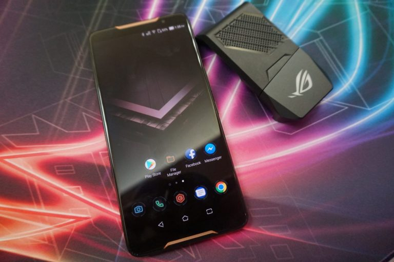 ROG Phone Hands-on Review : First look – Asus launches the 'fastest phone ever'