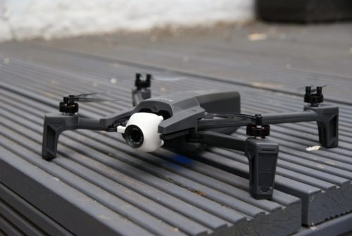 Parrot Anafi: A new 4K rival for DJI's mini drones
