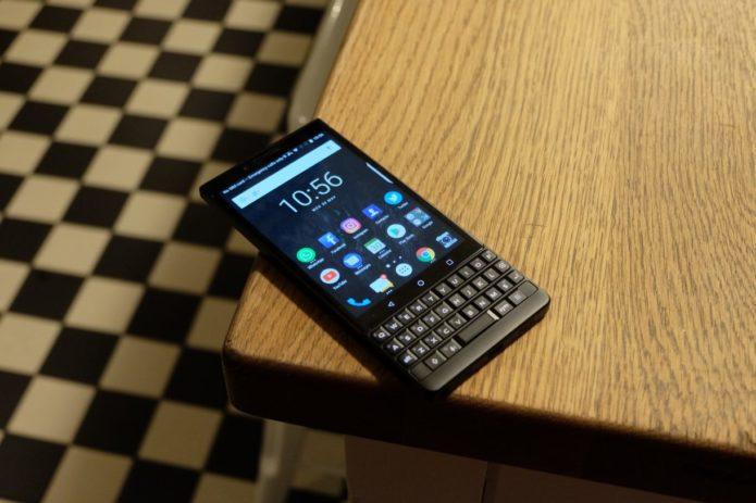 Blackberry Key2 first look review : The keyboard is back again