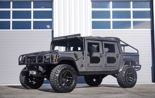 Hummer H1 reborn: MSA gives iconic SUV a luxury upgrade
