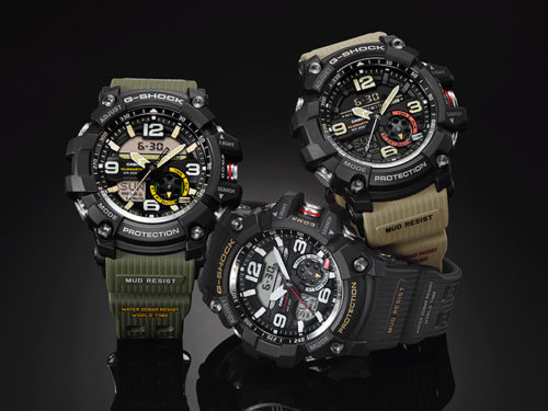 G-SHOCK Mudmaster GG1000-1A: The Watch For The Unrelenting Road Ahead