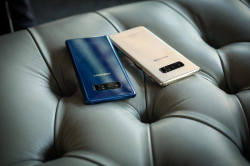 Here's why the Galaxy Note 9 doesn't have a vertical camera like the Galaxy S9