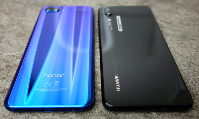 Huawei P20 Vs Honor 10 Comparison - What are the differences between these two powerhouse phones?