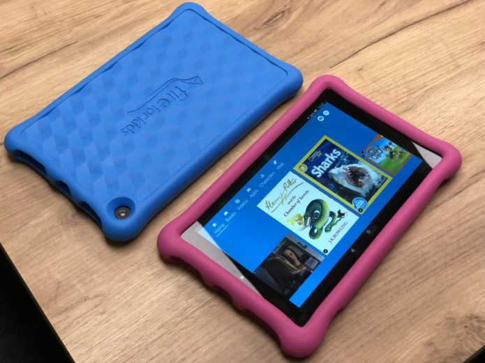 Amazon Fire HD 10 Kids Edition first look: A bigger tablet aimed at children