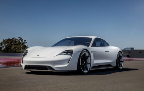 Hello Porsche Taycan: Tesla-rivaling Mission E gets its launch name