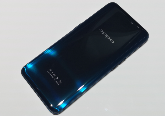 OPPO Find X First Look Review: The future of phone design?