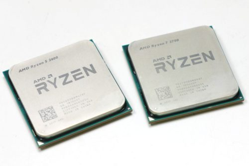 AMD Ryzen 7 2700 & Ryzen 5 2600 Review