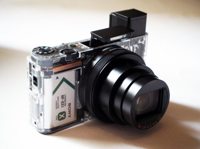 Sony RX100 VI Hands-on Preview